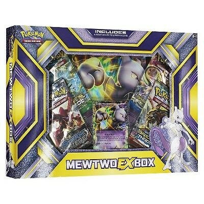 Mewtwo EX Box - Pokemon Trading Card Game Collection Package New (Aus) Stock