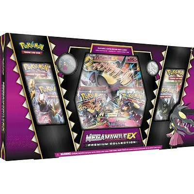 POKEMON Mega Mawile Ex Premium Collection Box - Pokemon Card EX Box