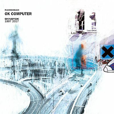 Radiohead Ok Computer Oknotok 1997-2017 2 Cd - New Release June 2017