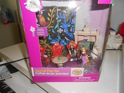 Disney Store Tangled the series: Journal playset
