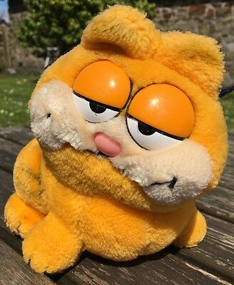 Vintage Garfield Soft Toy