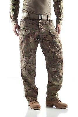 New Rare Us Multicam Fr Massif Army Pant/trousers. L-S.  Crye Airflex Knee Pads.