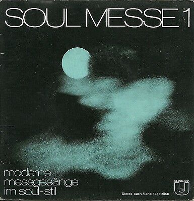 "SG 7"" Foc - Soul Messe 1 - Moderne Messgesänge - Studio Union  (5 Songs)"