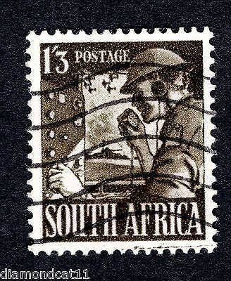 1941 South Africa 1/3 Signaller SG 94a FINE USED R27238