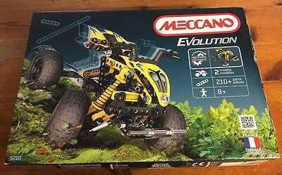 Meccano Evolution 2 Model Quad Bike