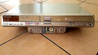 Panasonic Dmr Eh60,dvd Recorder,hdd200Gb,sd,telecomando
