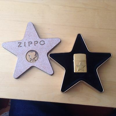Zippo Hollywood Leading Lights 2001 Collectible Of The Year