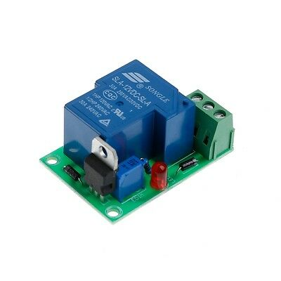 12V 10A Car Battery Low Voltage Anti Over Discharge Protection Module Hot