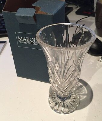 "Marquis by Waterford Glendale 6"" Vase"