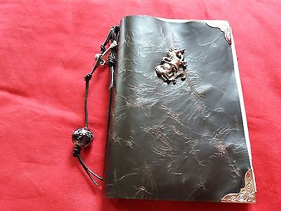 Handmade Book of Shadows with spells. Over 180 entries!
