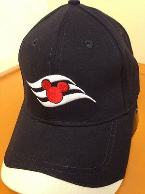 Disney Cruise Line NEW Baseball Cap Hat DCL Adult Size Captain Mickey DVC Magic
