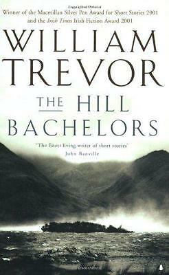 The Hill Bachelors by William Trevor   Paperback Book   9780140294699   NEW