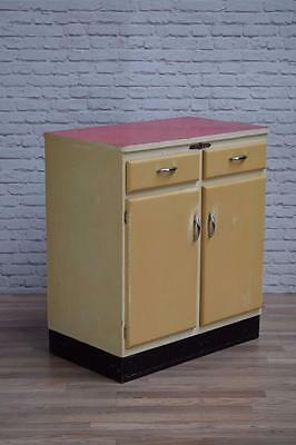 Vintage 1950's Kitchen Cupboard Cabinet