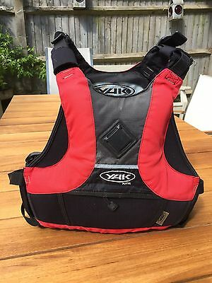 Yak Junior / Child Pullover Buoyancy Aid / Life Jacket 76-86cm, 30kg-40kg, 40N