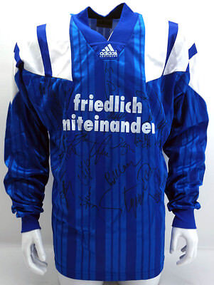 Spielertrikot Shirt match worn DFB Deutschland vs Bundesliga International 1993
