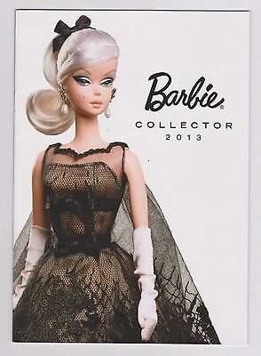 Catalogue Barbie Collector 2013