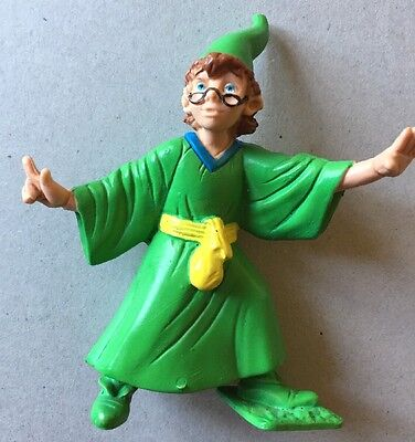 Dungeons And Dragons Presto Magician PVC Cartoon Vintage Toy Portugal T&R