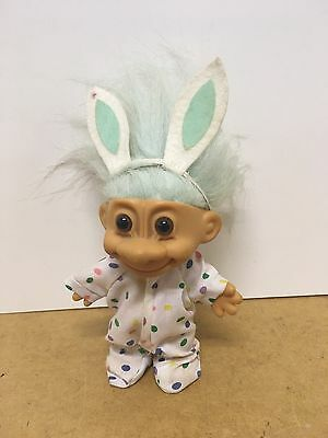 Vintage Russ Troll Baby With Bunny Ears