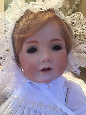 Most Adorable Antique German Reproduction Hilda Baby Doll, Must See!!!