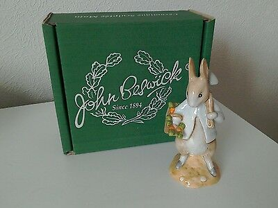 Beswick Beatrix Potter Peter Rabbit Gardening