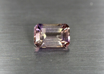 3.07 Cts_World Class Very Rare Gemstone_100 % Natural Bi-Color Ametrine_Africa