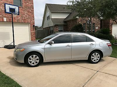 2007 Toyota Camry Gray 2007 Toyota Camry (no reserve!!!)