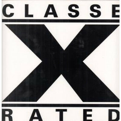 """INXS Suicide Blonde 12"""" VINYL 2 Track Milk Mix Promo In Special Classe X Rated"""