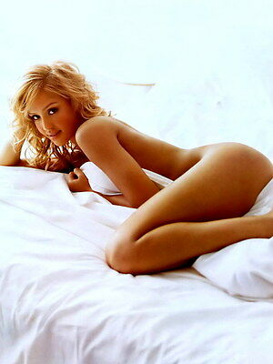 Jessica Alba Sexy Naked Hot Actress Wall Print POSTER AU