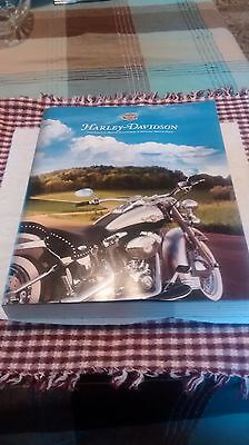 HARLEY-DAVIDSON GENUINE MOTOR ACCESSORIES & MOTOR PARTS Catalog 800 Pages 2003