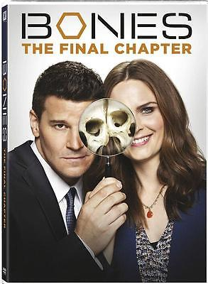 Bones: The Complete twelve Season 12 (DVD, 2017, 3-Disc Set)
