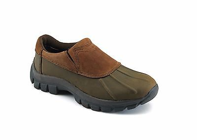 KINGSHOW Men's 1520 Water Resistance Rubber Sole Work Boots
