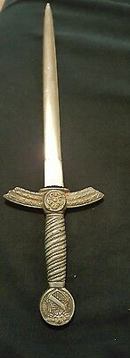 Rare WW2 Third right eagle German letter opener original Army Issue a must see