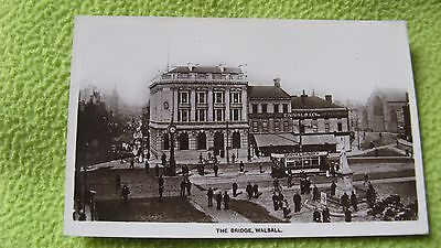 The Bridge Walsall John Price Black Country Postcard No.399 9874