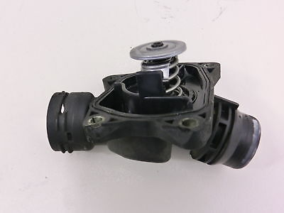 BMW E46 3-01-05 2,0 D 110KW Thermostat Flange Thermostat housing 7785053