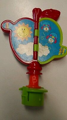 Evenflo Exersaucer Replacement Switch A Roo Apple Flip Book Mirror