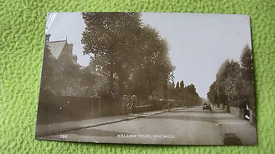 Mellish Road Walsall John Price Black Country Postcard No.756 9888
