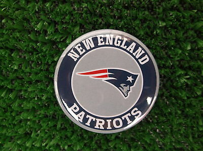 NEW ENGLAND PATRIOTS  BADGE or FRIDGE MAGNET