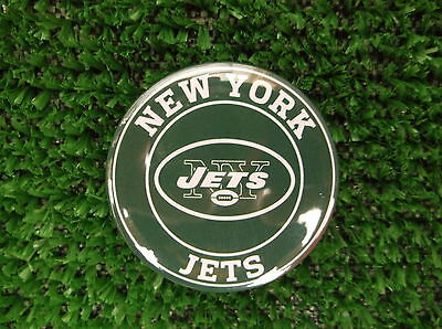 NEW YORK JETS BADGE or  FRIDGE MAGNET