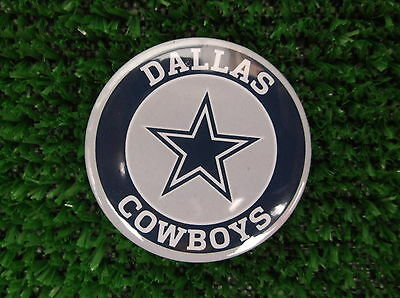 DALLAS COWBOYS BADGE or FRIDGE MAGNET