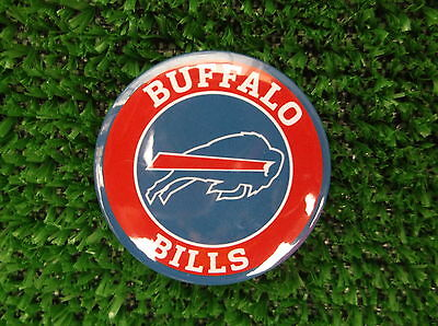 BUFFALO BILLS BADGE or  FRIDGE MAGNET