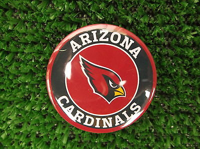 ARIZONA CARDINALS BADGE or FRIDGE MAGNET  38mm