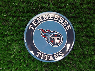 TENNESSEE TITANS BADGE or  FRIDGE MAGNET