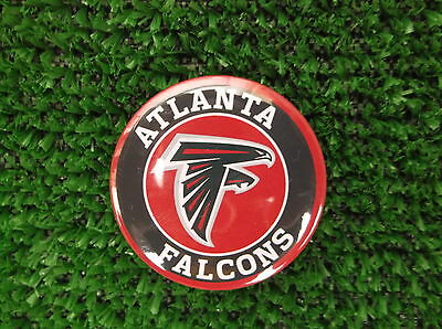 ATLANTA FALCONS BADGE or FRIDGE MAGNET  38mm