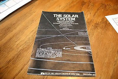 Map The Solar System