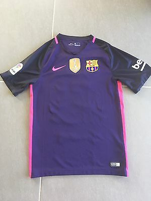 MAILLOT BARÇA numéro 10 MESSI Neuf Taille S