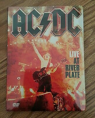 Acdc - Live At River Plate - Brand New And Sealed Dvd