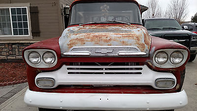 1959 Chevrolet Other Pickups  1959 chevy apache truck
