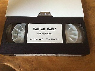 Mariah Carey - Greatest Hits - Japanese Promo Only Video (26) - EXTREMELY RARE