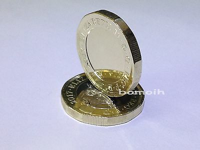 New one pound coin Blank £1 dated 2017 one pound coin Blank Collectible