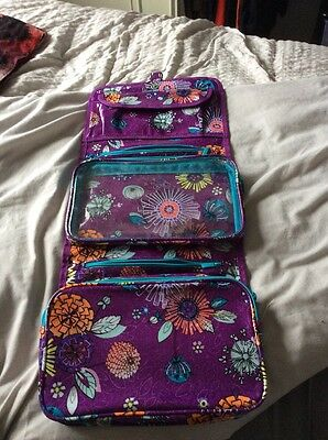 Paperchase Roll Toiletry Wash Bag